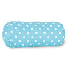 Links Round Cotton Bolster Pillow