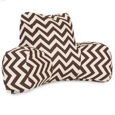 Chevron Indoor/Outdoor Bed Rest Pillow