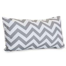 Chervon Indoor/Outdoor Lumbar Pillow