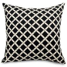 Bamboo Rayon Indoor/Outdoor Throw Pillow