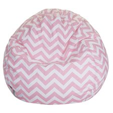 Chevron Bean Bag Chair