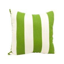 Striped Indoor/Outdoor Throw Pillow