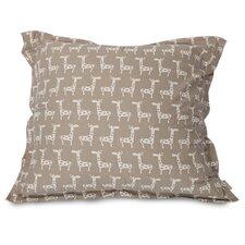 Stretch Floor Pillow
