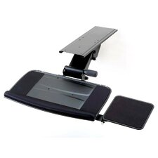 Fully Adjustable Keyboard Mouse Tray