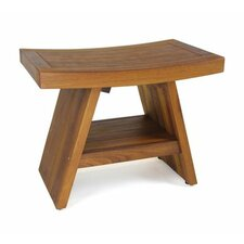 Asia Teak Shower Bench