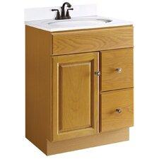 "Claremont 24"" Single Bathroom Vanity Base"