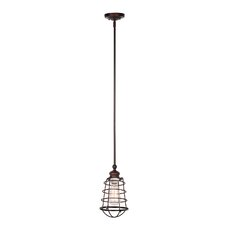 Ajax 1 Light Mini Pendant