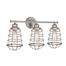 Ajax 3 Light Bath Vanity Light