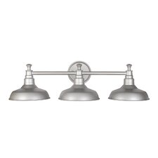 Kimball 3 Light Bath Vanity Lights