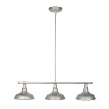 Kimball 3 Light Kitchen Island Pendant
