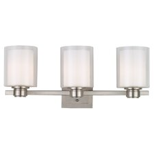 Oslo 3 Light Bath Vanity Light