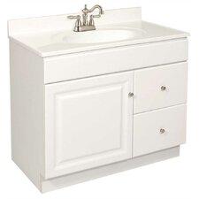 """Wyndham 36"""" Bathroom Vanity Base"""