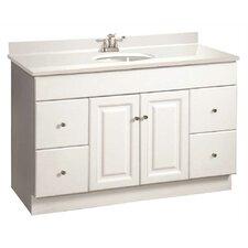 """Wyndham 48"""" Bathroom Vanity Base"""