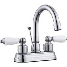 West Moor Double Handle Bathroom Faucet