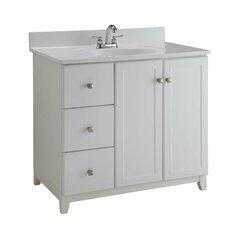 "33"" Vanity Cabinet"