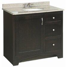 """Ventura 36"""" Single Door Cabinet Vanity Base"""