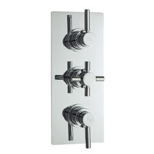 Tec Triple Concealed Shower Valve