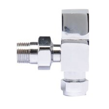Pure Square Radiator Valve