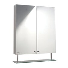 Dakota 60cm x 77cm Surface Mount Mirror Cabinet