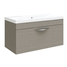 Memoir 80cm Wall Mounted Vanity Unit