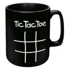 Chalk Talk Tic Tac Toe Mug (Set of 4)