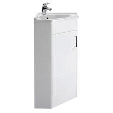 56 cm Einzelwaschbeckenunterschrank-Set