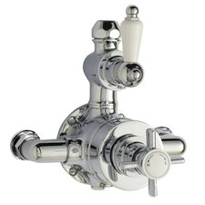 Beaumont Twin Exposed Shower Valve