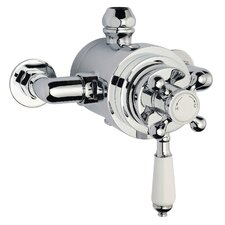 Beaumont Single Exposed Shower Valve with Diverter
