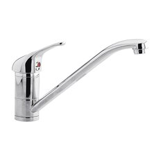 Single Handle Surface Mounted Monobloc Mixer Tap with Swivel Spout