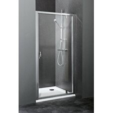 Ella 185cm x 69cm Pivot Shower Door
