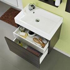 59 cm Einzelwaschbeckenunterschrank-Set