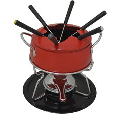 GlobalKitchen 10 Piece Fondue Set