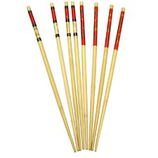 GlobalKitchen 8 Piece Bamboo Chopstick Set