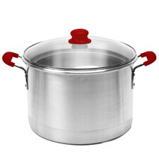 GlobalKitchen 12 Qt. Stock Pot with Lid