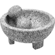 Granite Mortar and Pestle Set