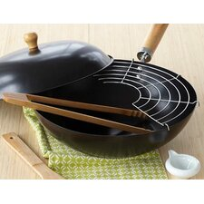 7 Piece Non-Stick Wok Set