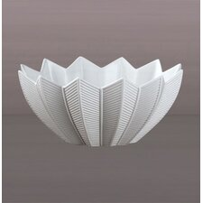 Coconut Leaf Decorative Bowl