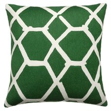 Jalli Wool Throw Pillow