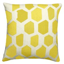 Quartz New Zealand Wool Throw Pillow