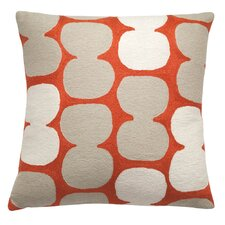 Tabla New Zealand Wool Throw Pillow
