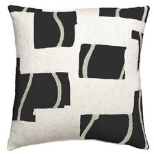 Window New Zealand Wool Throw Pillow