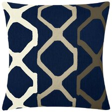 Arbor Wool Throw Pillow