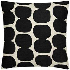 Tabla Wool Throw Pillow