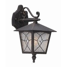 Atlanta 1 Light Outdoor Sconce