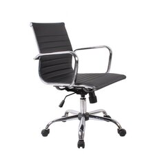 Mid-Back Swivel Conference Chair