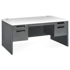 Mesa Series Computer Panel End Computer Desk