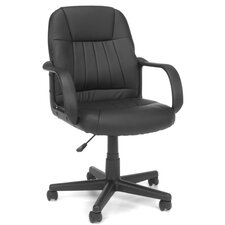 Essentials Mid-Back Leather Executive Office Chair