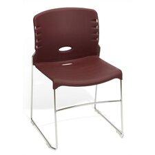 "18.25"" Plastic Classroom Chair (Set of 4)"