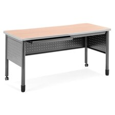 Desk Shell with Drawers
