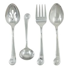 Sanibel 4 Piece Flatware Set
